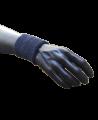 FW Kampfrichter Armstulpen Frottee Schweißband schwarz (Bild-2)