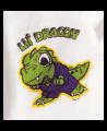 Lil Dragon, Kampfsport Uniform für Babys 0-6 Monate (Bild-2)
