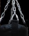 FW UFG Boxsack Low Kick Master 180 x 28cm schwarz (Bild-2)