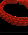Armband Praijet, rot (Bild-2)