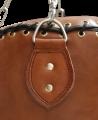 Fighter`s World Boxsack Queensberry original Leder 100 x 35cm braun (Bild-2)
