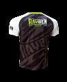 Rayben Zero T-Shirt Kurzarm weiss/gruen (Bild-2)