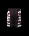 Rayben Zero MMA-Short schwarz/rot (Bild-2)