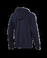 adidas T12 Team Hoodie men Gr.12 blau XXL adi X13152 (Bild-2)