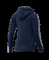 adidas T12 Team Hoodie WOMAN blau adi X13651 (Bild-2)