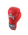 FW Velcro TOP+KING Boxhandschuh rot (Bild-2)