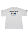 FW TAEKWONDO T-Shirt Kukkiwon L weiss (Bild-2)