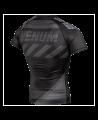 Venum AMRAP Compression T-Shirt kurzarm schwarz/grau 03693-109 (Bild-2)