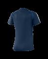 adidas T12 Clima Cool Shirt Kurzarm WOMAN blau adi X13856 (Bild-2)