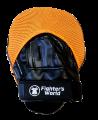 Fighter`s World XENON ALPHA Handpratze Focus Mitt orange/black 1Paar (Bild-2)