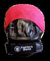 Fighter`s World XENON ALPHA Handpratze Focus Mitt rose/black 1Paar (Bild-2)