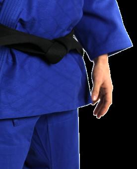 Adidas Judo 160 cm adidas J690 Quest Judo Gi Blau Judoanzug