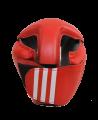 adidas ADIBH04 - Kopfschutz adistar Boxing, Farbe rot  Gr. M, CE (Bild-3)