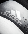 adidas T16 Schuhe Core Duramo 7 m UK7,5 EU41 1/3 schwarz/silber/grau B33550 (Bild-3)