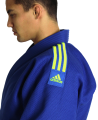 adidas Quest J690 Judoanzug 150 cm blau (Bild-3)
