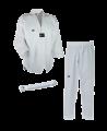 adidas Start Taekwondo Anzug weißes Revers adiTS01 (Bild-2)