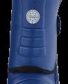 adidas Super Pro Schienbein Ristschutz WAKO blau adiWAKOGGSS11 (Bild-3)