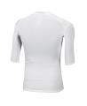 adidas Compression Shirt TECHFIT Base SS Kurzarm weiss XS AJ4967 (Bild-3)