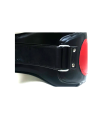 FW OCTAGON Belly Pad Bauchschutz Gürtel für Trainer schwarz rot (Bild-3)