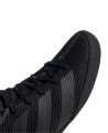 adidas Box Hog 3 Boxerschuhe EU38 2/3 UK5.5 schwarz (Bild-3)