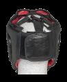 FIGHTER Kopfschutz Contest schwarz/rot (Bild-3)