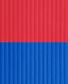FW Sportmatte Eco 20mm 1x1m rot/blau Puzzle Wendematte (Bild-3)
