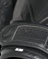 Fighter Bagglove Enargi schwarz aus Leder (Bild-3)