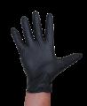Einweg Handschuhe Gr. XL (9/10) schwarz (Bild-3)