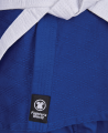 FW Kano 450 B Judo Anzug Training Gr. 110 cm blau JU450 (Bild-3)