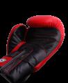 FW Red CORNER Boxhandschuhe Klettverschluss rot/schwarz (Bild-3)