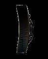 FW UFG curved Schlagschild gebogen L 75x33x15cm schwarz (Bild-3)