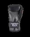 Fighter`s World  FIRESTORM Boxhandschuhe 10 oz schwarz (Bild-3)