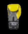 Fighter`s World  FIRESTORM Boxhandschuhe gelb (Bild-3)