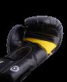 FW XENON ALPHA Boxhandschuhe oz black/yellow/grey (Bild-3)