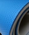 FW Premium Yoga Matte blau/grau (Bild-3)