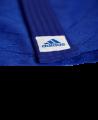 adidas J500B Judo Anzug Training blau (Bild-3)