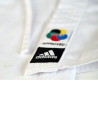 adidas Karateanzug Club Senior WKF K220C (Bild-3)