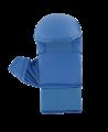adidas Karate Faustschutz WKF + Daumen, XL blau 661.23 (Bild-3)