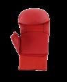 adidas Karate Faustschutz WKF + Daumen rot 661.23 (Bild-3)