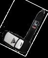 adidas KP&P elektronische Socken Gr.40 adi E-Foot Protector (Bild-3)