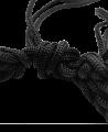 Muay Thai Armband Prajead schwarz Armschmuck Prajiad (Bild-3)