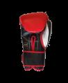 RAYBEN Alpha Boxhandschuhe Leder rot/weiß/schwarz (Bild-3)