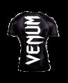 Venum Rashguard Giant kurzarm schwarz 0149 (Bild-3)