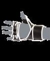 Venum Challenger MMA Handschuhe Gr. schwarz Skintex 0666 (Bild-3)