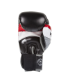 Venum ELITE Boxhandschuhe 12 oz schwarz/rot/grau Venum 0984 (Bild-3)
