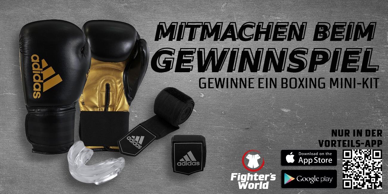 Gewinnspiel Februar 2020 Adidas Boxing Kit
