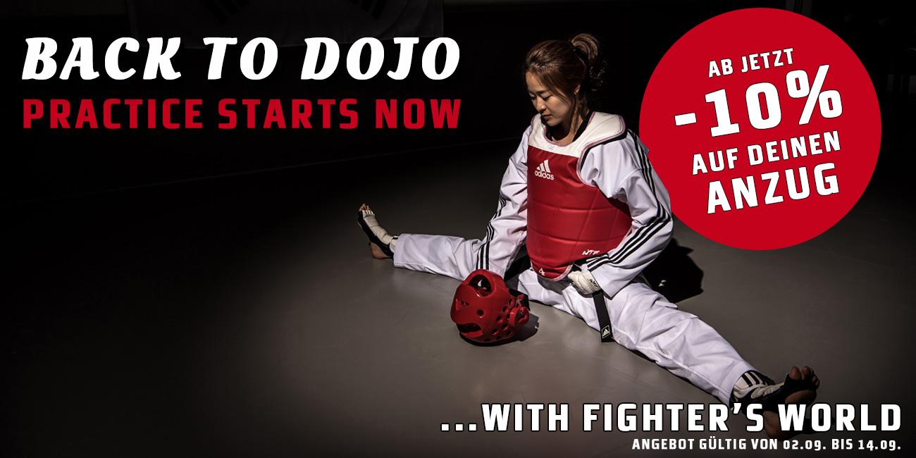 Back To Dojo
