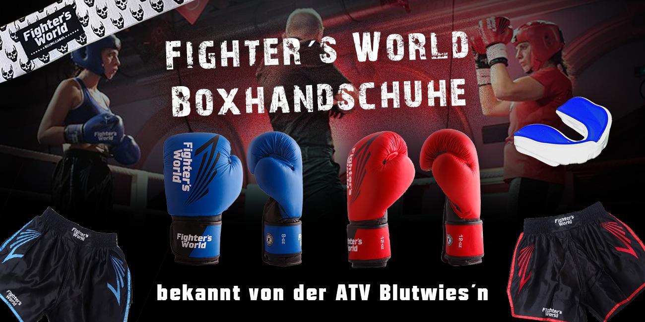 Blutwiesn Boxhandschuhe