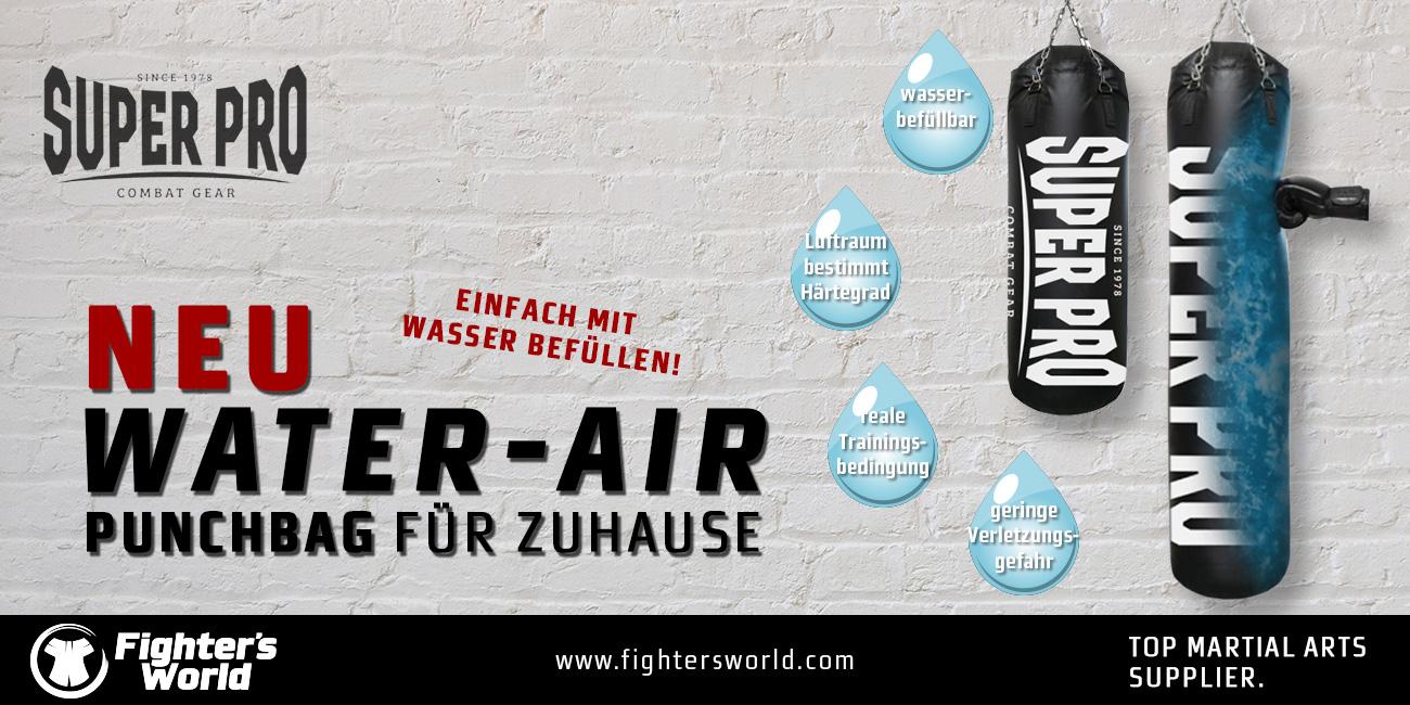 SuperPro Water Air Punchbag
