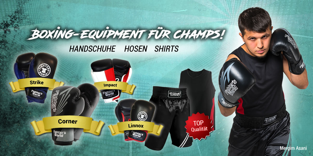 FW Boxing Equipment